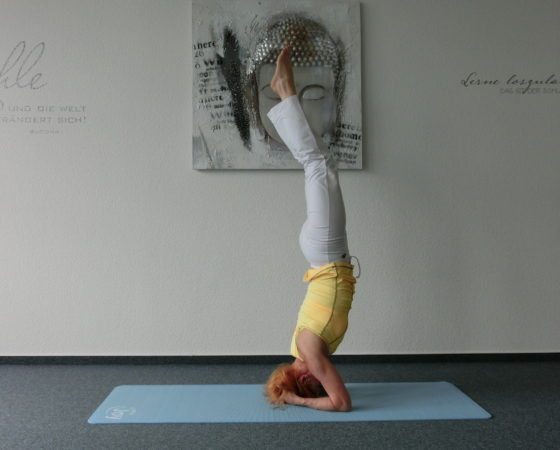 The Headstand
